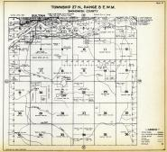 Township 27 N. Range 8 E.W.M., Sultan, Snohomish County 1927